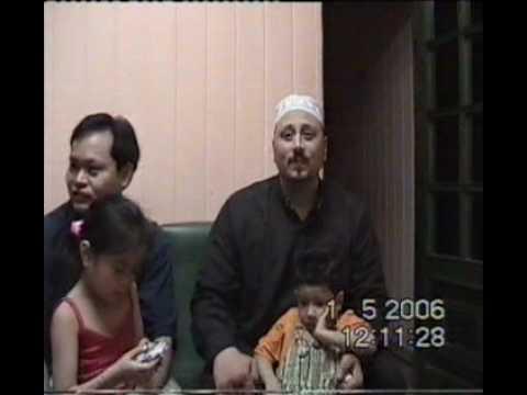 Shiekh: HANI RIDWAN - maqam sika & bayyati