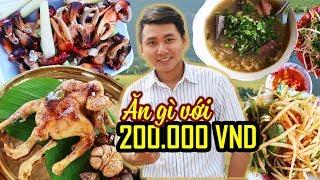 GOD LEVEL Street Food with 10 USD | VietNam Travel