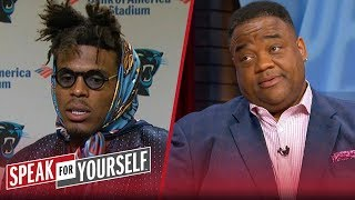Cam's fashion is proof he's not serious about being a franchise QB | NFL | SPEAK FOR YOURSELF