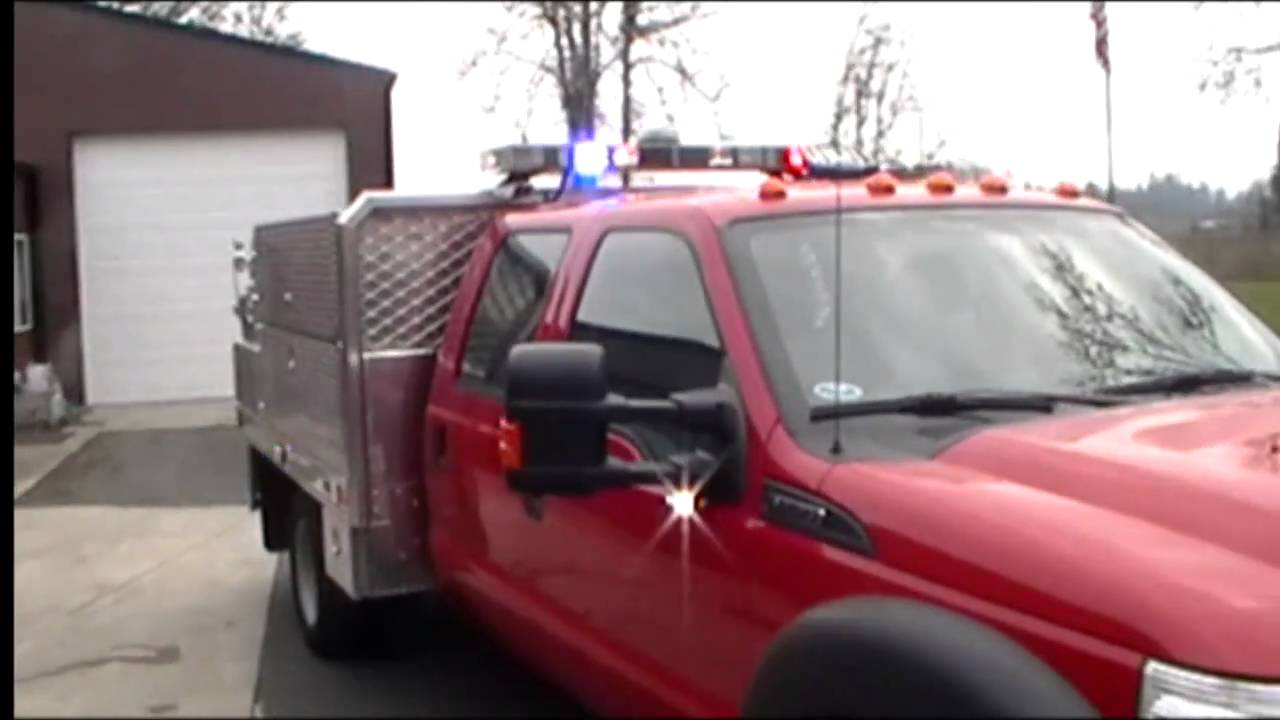 Emergency Light Installation Using Ldrautomatic Detector Circuit Youtube Ford 550 Brush Rig Lights Install