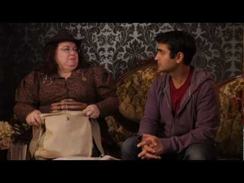 Kumail Tours Portlandia - Steam Punk