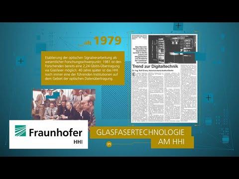 Das Heinrich-Hertz-Institut feiert 2018 sein 90-jähriges Bestehen