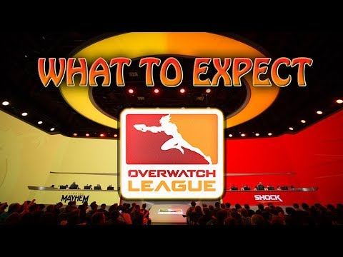 Overwatch League: Things To Expect and Be Excited for!