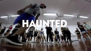 Coreografia Hip Hop Sevdaliza Haunted | Gabriele Manzo
