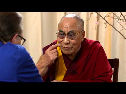 A Female Dalai Lama? | Dalai Lama Interview | Larry King Now - Ora TV