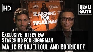 Searching for Sugar Man Exclusive Interview with Director Malik Bendjelloul and Rodriguez