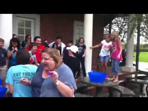 Messiah Montessori Ice Bucket Challenge