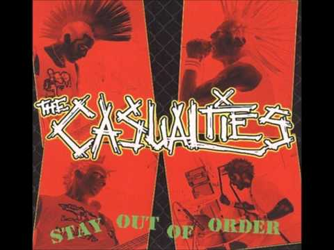 Casualties - Just Another Lie