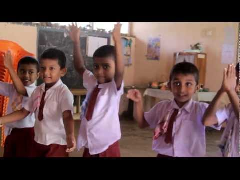 Cute Sri-lankan Children video