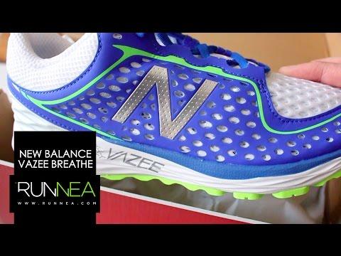 New Balance Vazee Breathe, posiblemente la zapatilla más ventilada del mundo