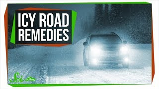 3 Weird, Real Ways We Could Fix Icy Roads