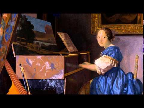 Carl Philipp Emanuel Bach - Prussian Sonata Movement 1 Andante