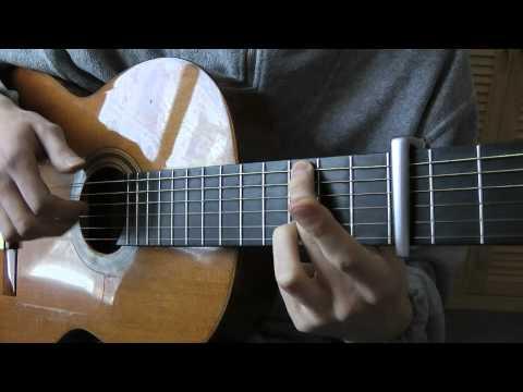 Cours De Guitare - Simon & Garfunkel : The Sound Of Silence (1/6) Démo Et Premières Formules