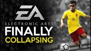 EA is Falling Apart - The Lootboxes Finally Bite Them
