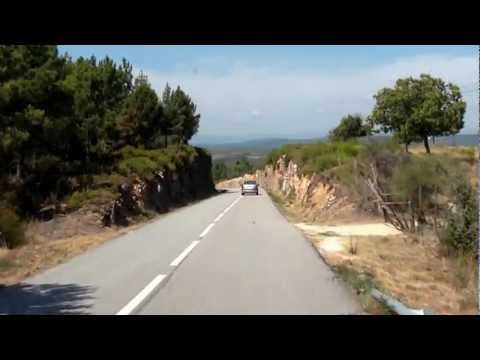 Descida para Guadramil--Portugal