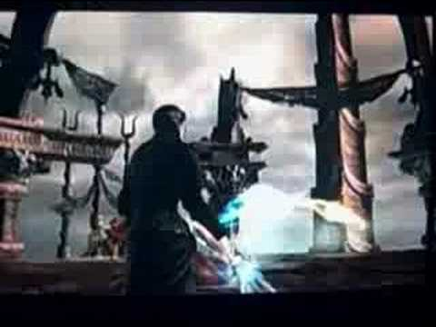 Soul Calibur 4 - Custom Character Ending - Neo (The Matrix)