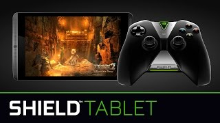 SHIELD Tablet: Built For Gamers