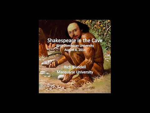 Shakespeare in the Cave: A Big History of Art
