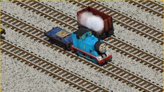 Fun Kids Game - Thomas and Friends Lift Load & Haul #122