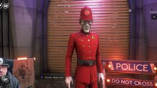 DE NOCHE A NOCHE 🎮 WE HAPPY FEW #10 Gameplay Español 21:9