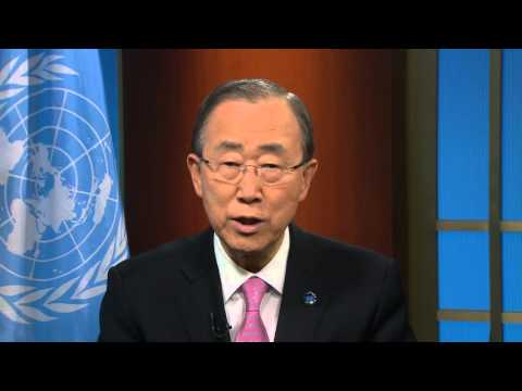 Ban Ki-moon (UN Secretary-General) on the occasion of International Women's Day 2016