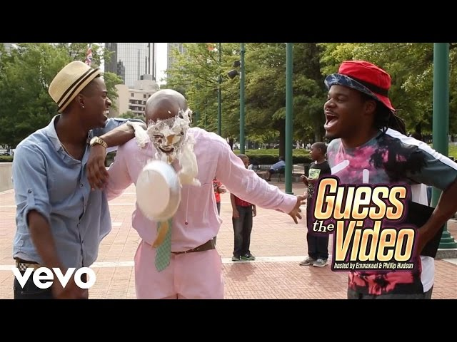 Pharrell Williams - Happy (Vevo's Guess The Video)