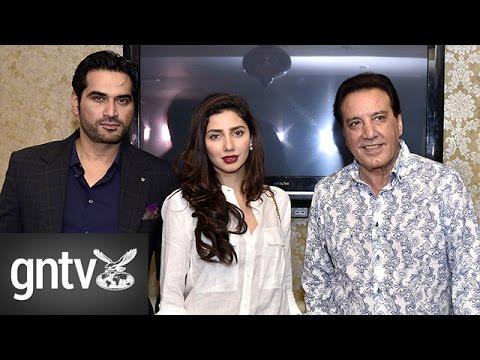 Bin Roye stars Mahira Khan and Humayun Saeed visit Dubai