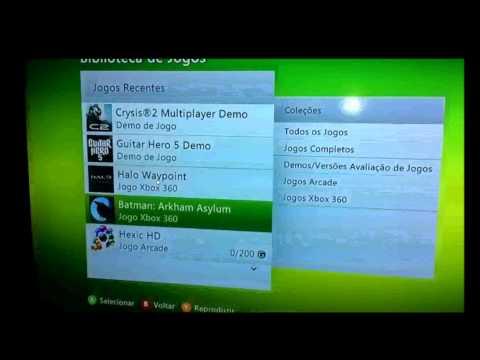 Tutorial - Xbox Travado GoD 3/3