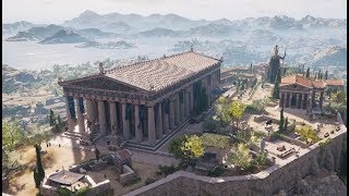 Assassin's Creed Odyssey: How Ubisoft Rebuilt Athens