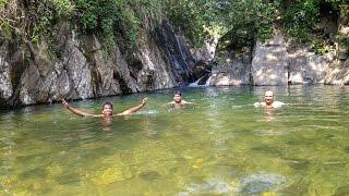 Travel Sri Lanka - Rangala Natural Pool -  Teldeniya Ride