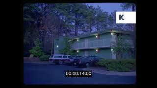 1970s, 1980s Motel EXT, HD from 35mm | Kinolibrary