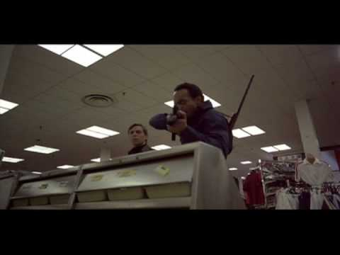 Dawn of the Dead - Zombie Gets Screwed