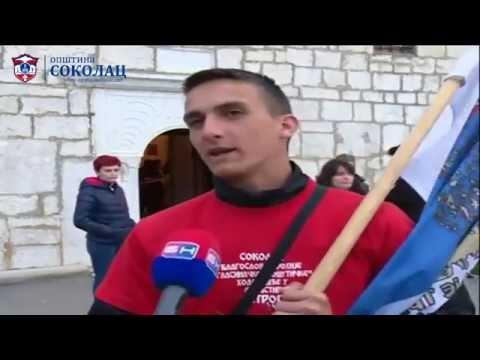 Ходочасници Острог - повратак (12.05.2014.)