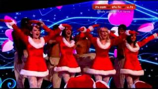 Emmerdale Cast Xmas Medley on Text Santa 2012