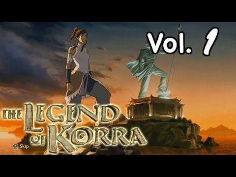The Legend Of Korra #1 - Chapter 1-2 : The Avatar video