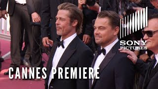 ONCE UPON A TIME IN HOLLYWOOD - Cannes Premiere Sizzle