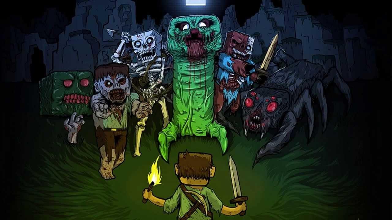Creepy Minecraft Story: The Enderman - YouTube