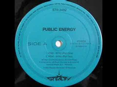 Public Energy - Three O' Three ( 1993 )
