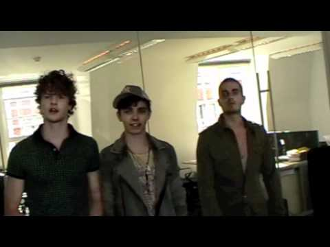 The Wanted talk bullying fans. Rank themselves by smell, clothes, voice...