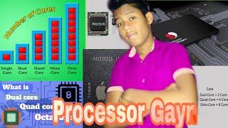 Processor Gaayn snapdragan 845,A12 bionic chip