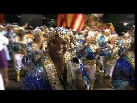 Rio Carnival reaches its crescendo