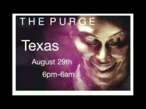 The Purge to happen in TEXAS August 29th!