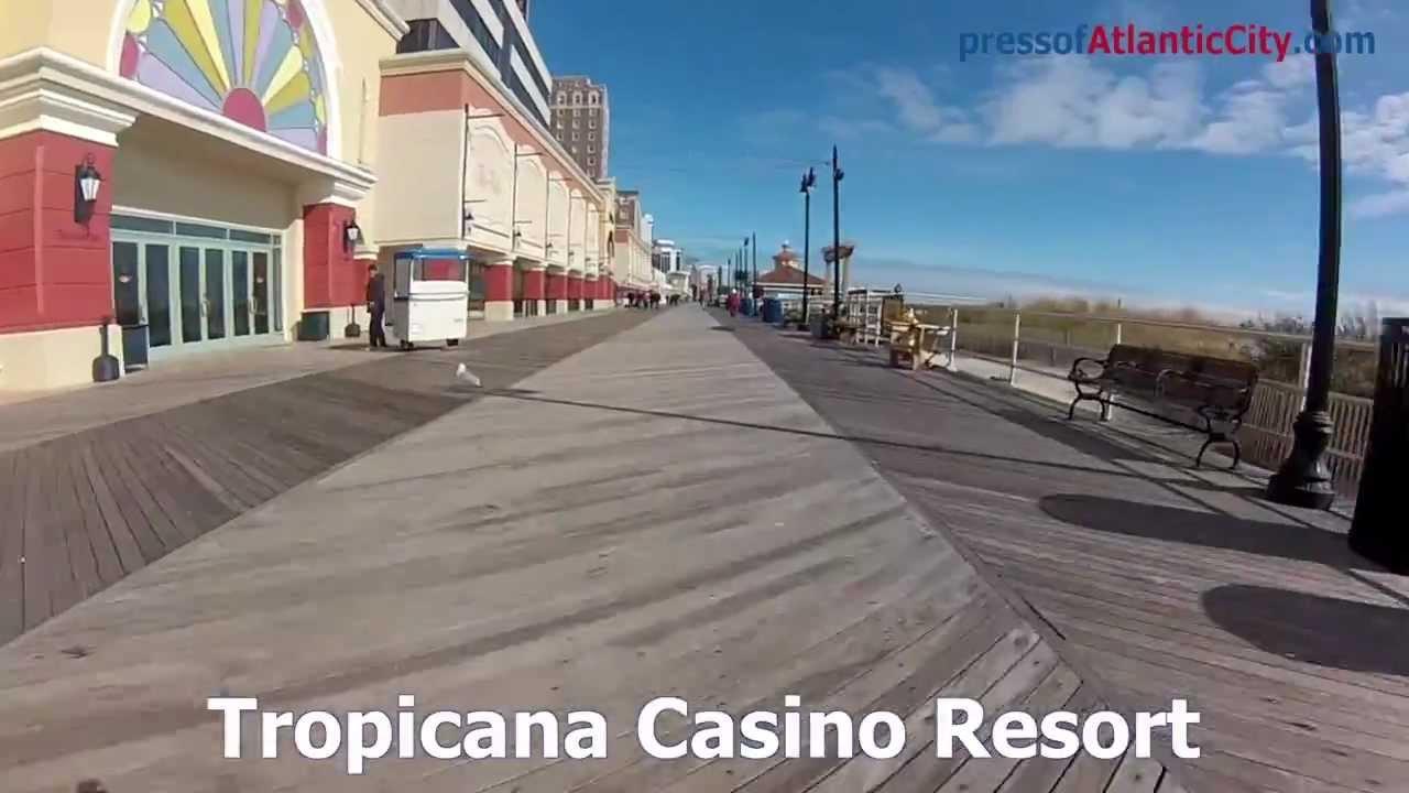 condition of the atlantic city boardwalk post hurricane
