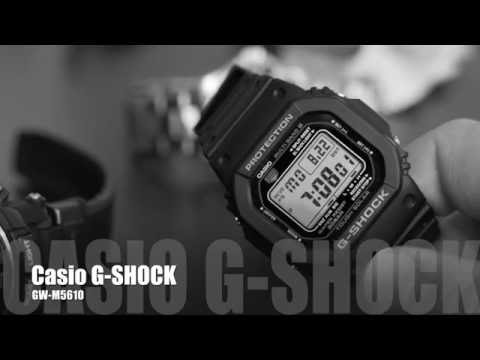 Casio G-SHOCK GW-M5610 Review & Impressions [4K UHD]