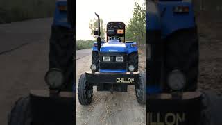 S.A.G.G.I car audio sonalika Tractor 🚜 system