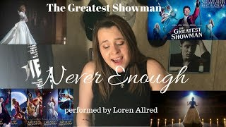 Never Enough The Greatest Showman