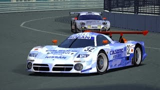 Gran turismo 3: Playthrough part 75 - Mistral 78 laps.