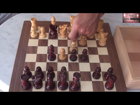 Defensa Nimzovich, Fallo en la Apertura |  Ajedrez | Chess