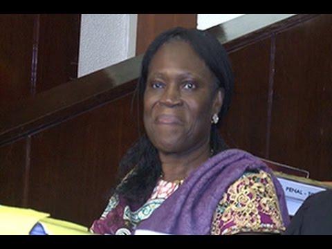 Justice: 2ème jour du procès de l'ex première dame Simone Gbagbo