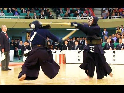 Kendo 内村良一 × 小谷明德 (決勝) 全日本剣道選手権2013-1103
